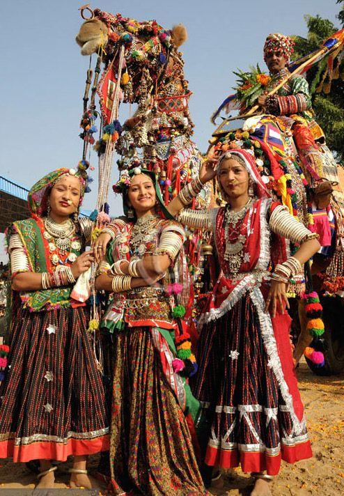 Reflecting The Colorful Rajasthani Culture Rajasthani