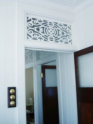 transom detail- great idea for fretwork, frieze or overlay