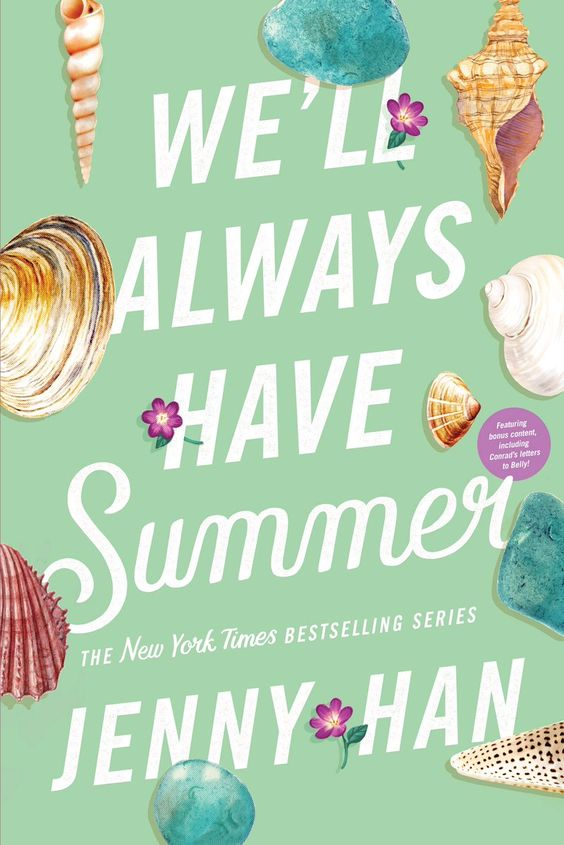 We'll Always Have Summer by Jenny Han (Paperback Redesign):