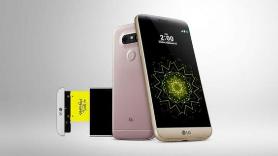 LG G5 Announces at Mobile Word Congress #lgg5 #lg