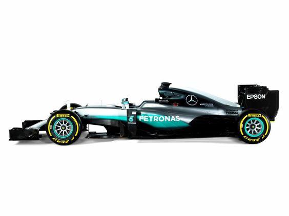 """Auch auf ein besonderes Anliegen der Motorsport-Anhänger ist bei der Neuentwicklung des W07 eingegangen worden: Cowell bestätigte, dass """"wir ein schönes, sauberes Rohr ohne schalldämpfende Momente haben. Das sollte die Lautstärke der Power-Unit erhöhen."""" Damit sollte die etwas schwächliche Akustik, die seit dem Beginn der Hybrid-Ära 2014 unter Formel-1-Fans für Unmut gesorgt hatte, wieder der Vergangenheit angehören."""