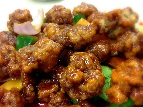 Thank you for the follow. - 42件のもぐもぐ - Sweet and Sour Pork by Jeremy Khoo