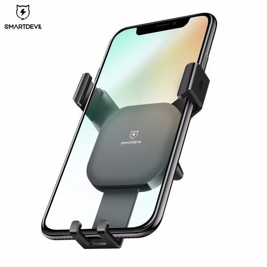 Smartdevil Car Mobile Holder For Iphonex Gravity Reaction Air Vent Mount Phone Holder Cell Phone Holder Stand For Samsung Xiaomi Mobile Holder Cell Phone Holder Phone Holder