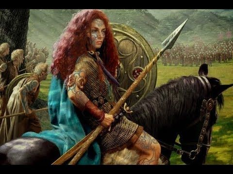 Image Result For Boudica Celtic Warriors Celtic Ireland Warrior Woman
