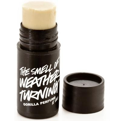Smell Of Weather Turning Solid Perfume Vegan This Is An
