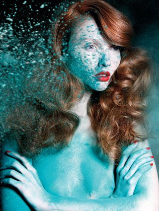 Feinstaub: Minearlien-Make-up « DiePresse.com