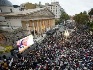 """""""Don't Flay or Skin Anyone Alive!"""" Pope Francis' surprise phone call to Buenos Aires"""