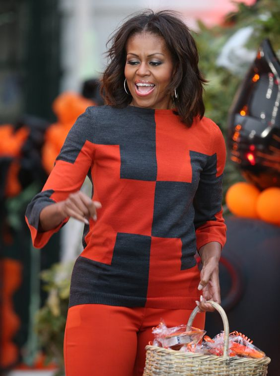 Kerry Washington's Michelle Obama Outfit On 'SNL' Was Super Accurate (PHOTOS)