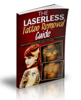 Altogether, the cost of the whole method, such as supplies, can cost you under a grocery bill. This is the cheap tattoo removal route, but it's also the most effective. Natural tattoo removal requires the procedure of normal exfoliation, that can bring the ink cartridge in your skin up to the peak tiers then gradually pushes it.