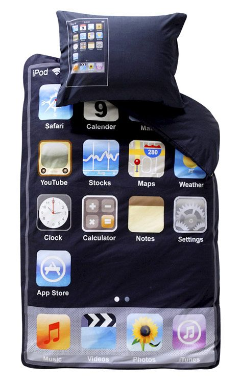 ipod beds and bed sets on pinterest