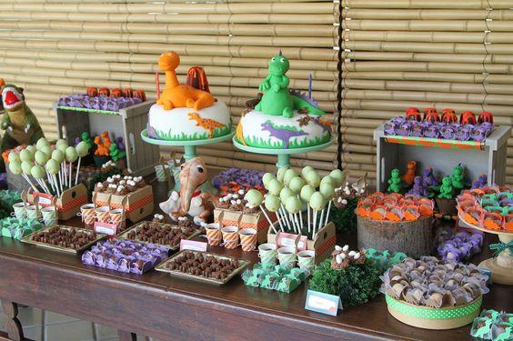 Bella Fiore Decoração de Eventos: Festa de Dinossauros