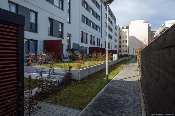 Новое берлинское жилье – Варламов.ру
