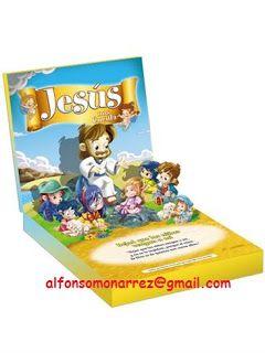 LIBROS DVDS CD-ROMS ENCICLOPEDIAS EDUCACIÓN PREESCOLAR PRIMARIA SECUNDARIA PREPARATORIA PROFESIONAL: PARABOLAS DEL EVANGELIO JESÚS NOS CUENTA