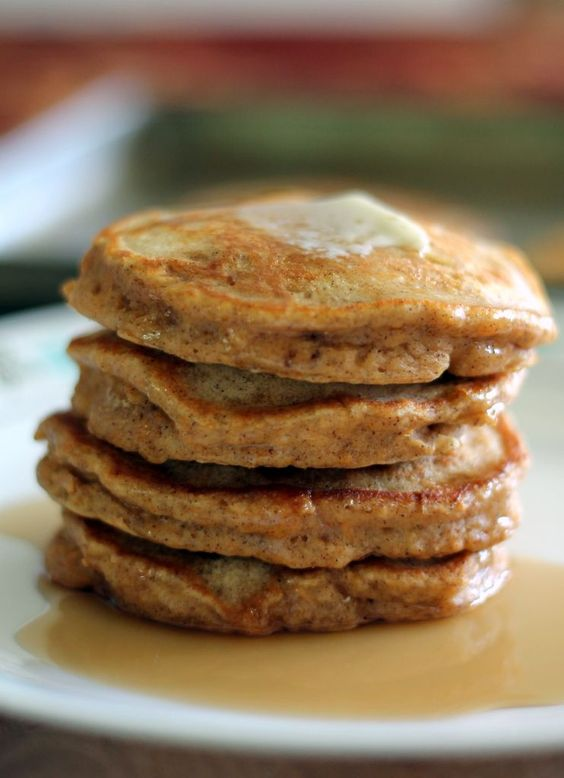 Sweet potato pancakes, Potato pancakes and Pancakes on ...