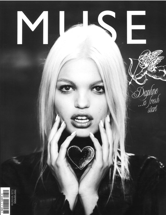 Daphne Groeneveld by Mariano Vivanco for Muse.