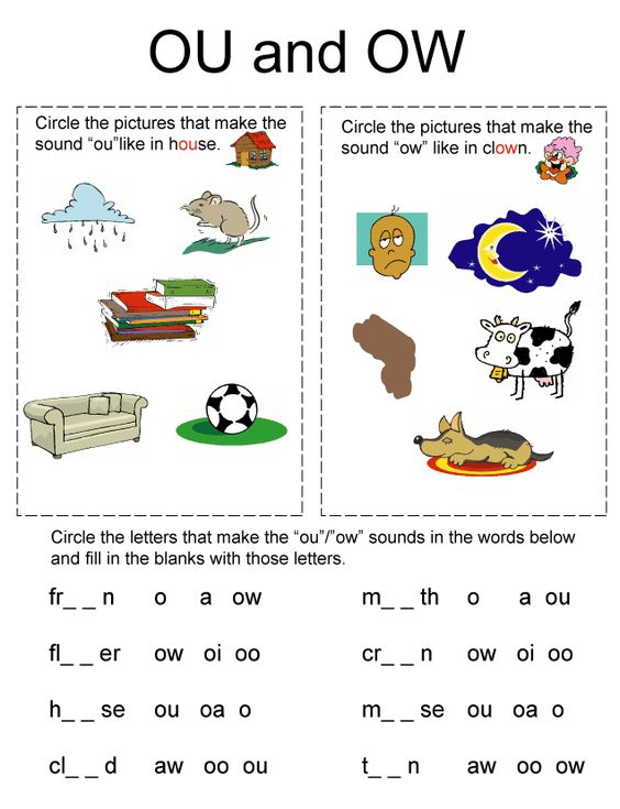 Phonics Worksheets Rules To Remember To Teach Difference