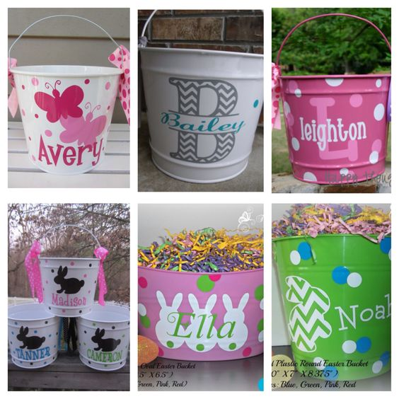 Handmade Easter Baskets Ideas : Easter basket ideas homemade the o