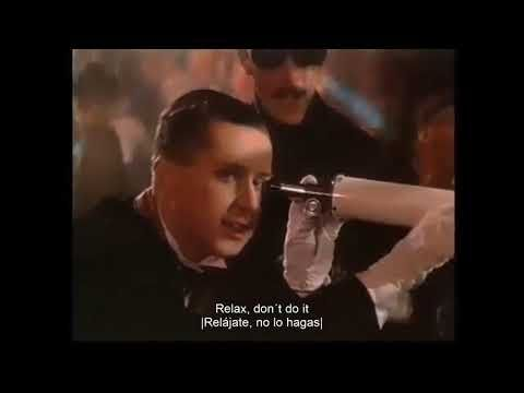 Relax Don T Do It Frankie Goes To Hollywood Subtitulos Inglés Y Español Youtube Frankie Goes To Hollywood Youtube Music