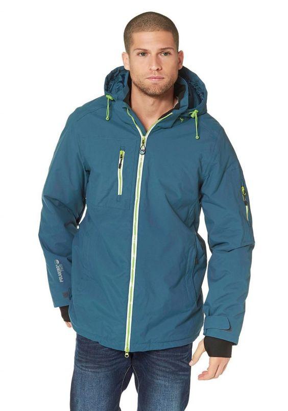 #Polarino #Herren #Polarino #Skijacke #blau - Produkttyp , Skijacke…