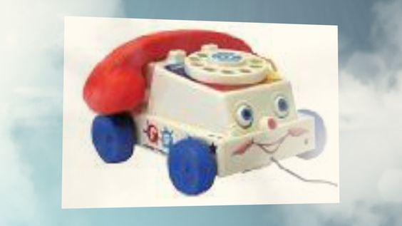 """Fisher Price Brilliant Basics Chatter Telephone     http://amzn.to/2bhgClI Dispatched from and sold by DIRECT DISCOUNTS. Fun styling helps to inspire early role play Turning dial to help promote the development of fine motor skills Pull along action to help in movement Role play pull-along toy with a friendly face and eyes that move up and down Suitable from one-year upwards More """"Chatter Phones""""   http://amzn.to/2aNqanT MY SITE   http://www.onlyamazogoods.com/"""