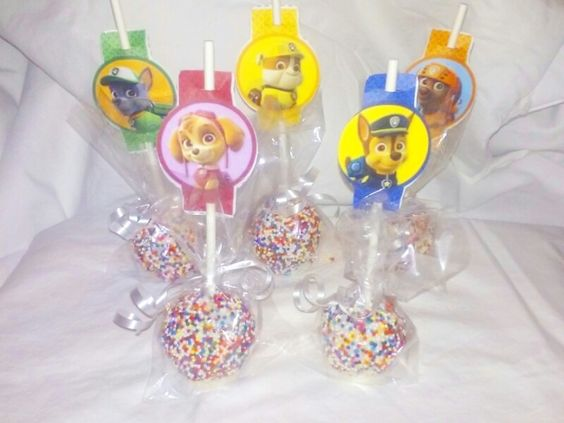 paw patrol cake pops paw patrol cake paw patrol and cake pop on 6395