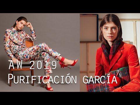 Catálogo Purificación García Otoño Invierno 2019 Moda En Pasarela Moda Moda Para Mujer Purificación Garcia