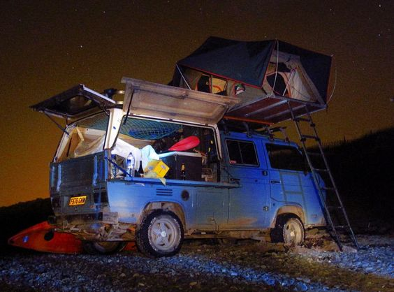Check out this cool Syncro...VW really needs to bring it back to NA at a reasonable price!