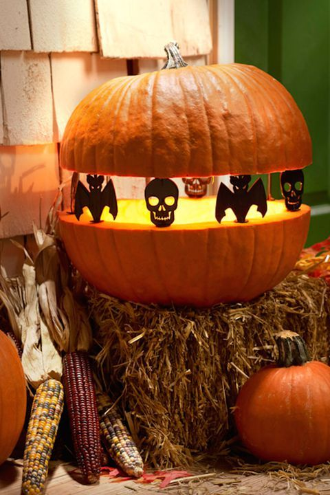 Creative Pumpkin Carving Ideas That Look Ghoulishly Good Pumpkin Carving Amazing Pumpkin Carving Easy Pumpkin Carving