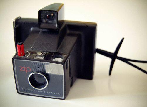 I had one! #Polaroid zip anni '70 #photo #photographers #photography #camera #digitalcamera