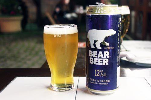 bia Gấu 12%