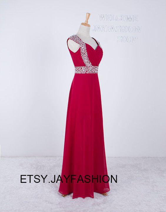 Beaded Prom Dresses,Blush red Mint Sequin Bridesmaid Dresses,Long Sexy Prom Dresses,Long Sequin Evening Prom Dresses 2015 formal dresses