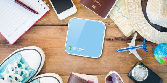 Everything You Need to Know About Travel Routers #tech