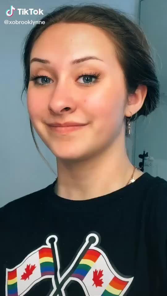 Tiktok Makeup Tutorial Egirl Video Creative Makeup Looks Hair Makeup Alternative Makeup