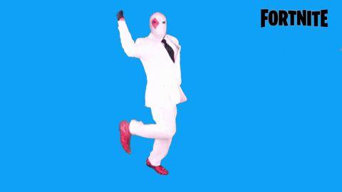 Via Giphy Fortnite Dance Humor Giphy