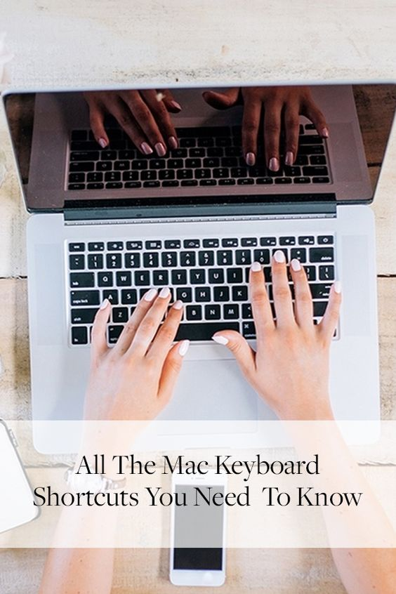 12 Keyboard Shortcuts You'll Wish You Knew About Sooner. Like how to take a screenshot.