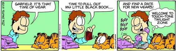 Garfield & Friends | The Garfield Daily Comic Strip for December 29th, 1997