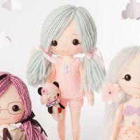 Nuestros favoritos Handmade Dolls | Patrones Doll para Probar
