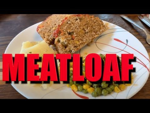 Old Fashioned Meat Loaf A K A Basic Meat Loaf Recipe Food Network Recipes Recipes Halogen Oven Recipes