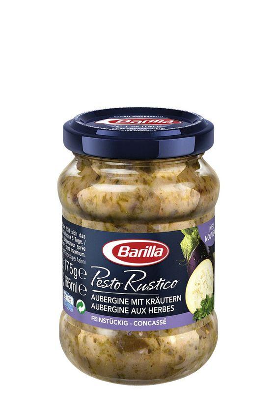 Die Insider - Barilla Pesto Rustico