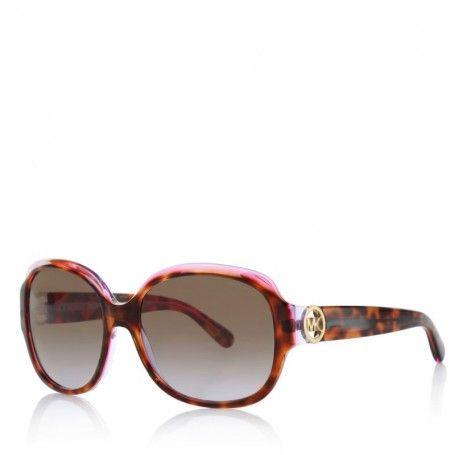 Michael Kors Sonnenbrille – MK 0Mk 6004 59 300368 – in braun aus Kunststoff – Sonnenbrille für Damen