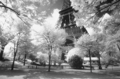 Tour Eiffel - an afternoon in Paris