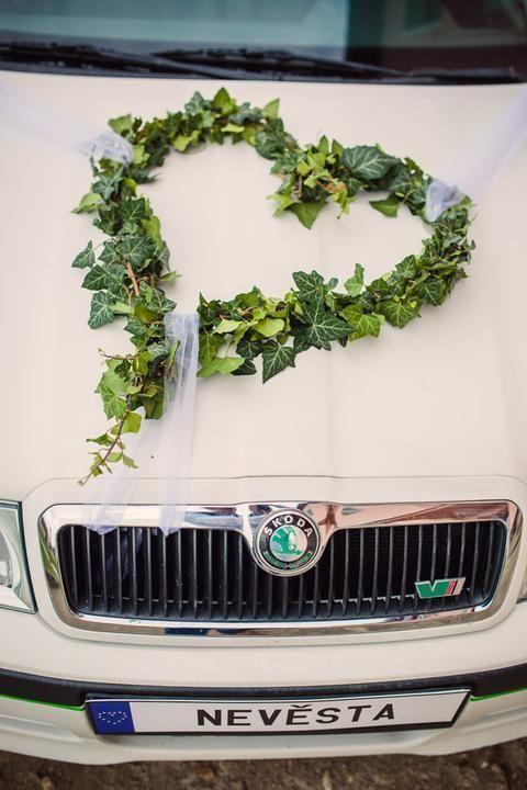 The Right Thing For Our Wedding Baculkakiki S Album Beremese Cz Blumen Autoschmuck Hochzeit Autodeko Hochzeit Dekoration Hochzeit