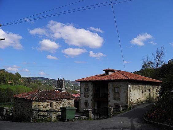 Bimenes, en el corazón de Asturias