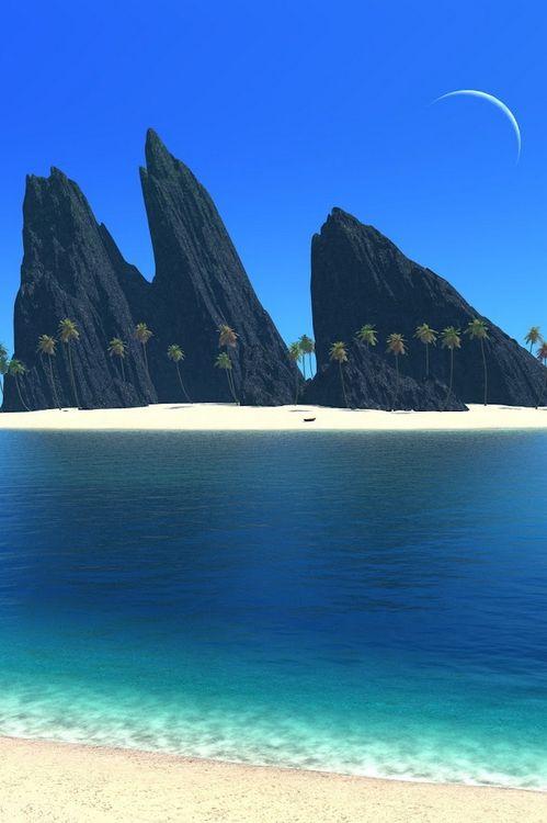 Amazing island!: