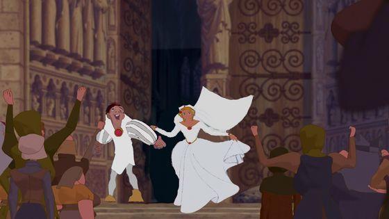 Quasimodo And Madellaine Pinterest • T...