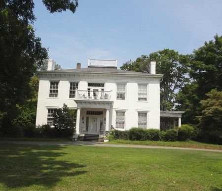 1857 Antebellum - ArrowHill Mansion, Beautiful Antebellum Home built in 1857 in Talbott, Tennessee - OldHouses.com