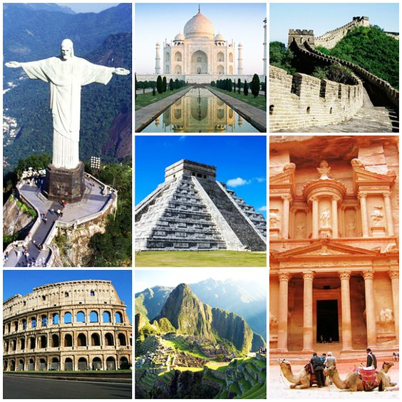 HOW WERE THE SEVEN WONDERS OF THE WORLD SELECTED ...