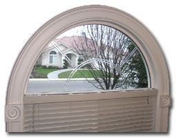 How to trim an archway with wishihadthat trim you can buy for Decorative archway mouldings
