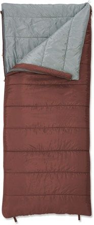 Kelty Disovery Sleeping Bag For Car Camping Color Sequoia Rei