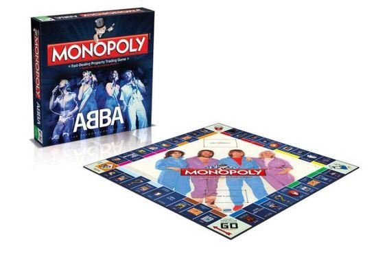abba monopoly by hasbro | Les 10 éditions spéciales du Monopoly les plus improbables